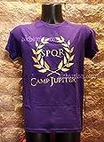 Camp Jupiter, maglia viola, t-shirt, felpa, canotta, Percy Jackson Campo Giove