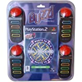 Who Wants To Be A Millionaire Party Edition (includes Buzz! Buzzers) (PS2) by Eidos