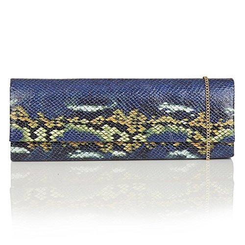 lotus-hallmark-embrague-bolsa-patsy-azul-animal-prints-color-talla-s