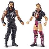 WWE Battle Pack Action Figure - Roman Reigns & Daniel Bryan