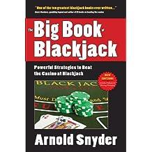 Big Book of Blackjack by Arnold Snyder (2012-10-23)