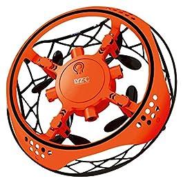 bloatboy L101 Drone quadricottero telecomandato a Mano Giocattolo Aereo UFO Mini Drone Indoor Volo a induzione RC…