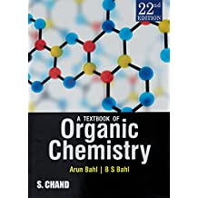 Advanced Organic Chemistry By Arun Bahl Pdf