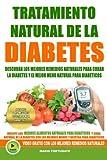 Tratamiento Natural de La Diabetes: Descubra Los Mejores Remedios Naturales Para Curar La Diabetes y el Mejor Menu Natural Para Diabeticos: Volume 1 (recetas para diabeticos)
