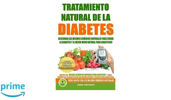 curar diabetes remedios naturales para