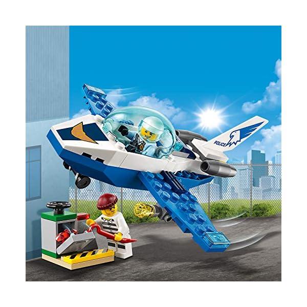 LEGO City - Pattugliamento della Polizia aerea, 60206 3 spesavip
