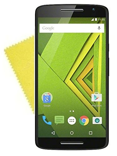Unistuff ( TM ) Diamond Sparkling Glitter Screen Guard for Motorola Moto X Play  available at amazon for Rs.199