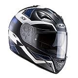 HJC-Cascos Moto-Hjc TR-1Tholos mc2sf L Nero/Blu