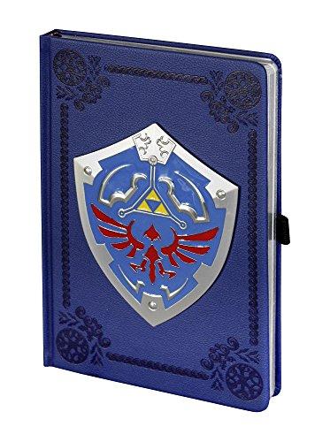Tinsley Transfers The Legend of Zelda Notizbuch Links Shield