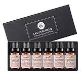 Lagunamoon Huiles essentielles 100% pure 6 huiles essentielles d'aromathérapie à la...