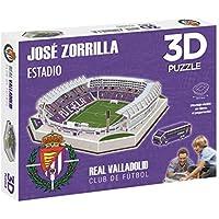 Eleven Force Puzzle 3D Estadio José Zorrilla ...