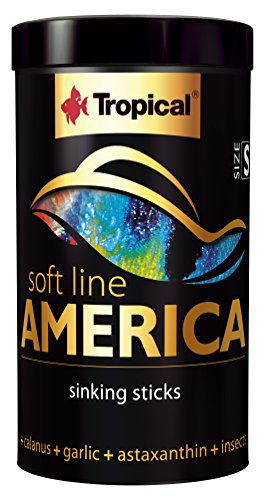Tropical Soft Line America Size S, 1er Pack (1 x 140 g)