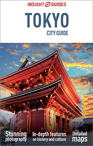 Insight Guides City Guide Tokyo (Travel Guide eBook) (English Edition)