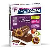 barre chocolat cueur de noisette 6 repas 1 pack de 12 pièces