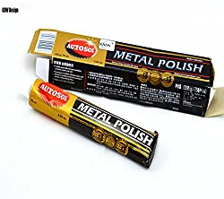 GENERIC 100% Orginal AUTOSOL Metal polishing paste (metal ,glasses ,car ,watch,jade,tap all can use ) 100g/75ml