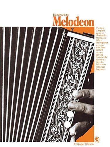 Handbook for Melodeon (Accordion/Melodeon) (Gitarre Key Wind)