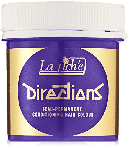 La Riche Directions Unisex Semi Permanent Haarfarbe, lilac, 1er Pack (1 x 89 ml) Test