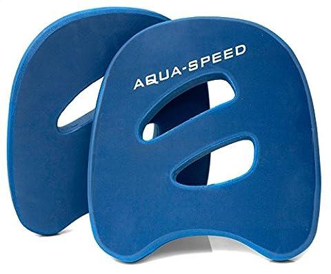 AQUA-SPEED® AQUA DISQUE (Aqua Fitness Aérobic Flottables Eau Disque Pagaies Haltères)
