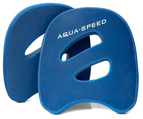 Aqua Speed Aqua Disc (Aqua Fitness Aerobic Aquagymnastik Wasser Disk Paddel Wasserhanteln)