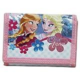 Disney Frozen Portefeuille Pour Enfant Porte-Monnaie Cartes Pochette