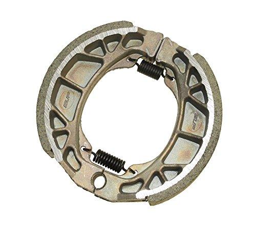 Bremsbacken für Trommelbremse mit Federn 105 x 25mm für 4 Takt China Roller z.B. Honda Hercules Ering Benelli Aprilia Baotian ATU