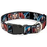 Buckle Down Marvel avengersthor Posen/Hammer Kunststoff Clip Halsband