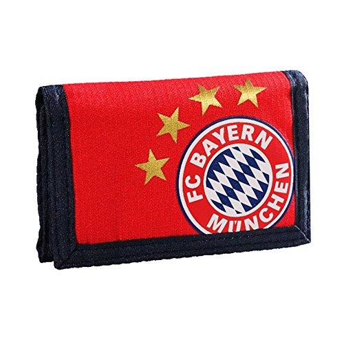 FC Bayern München Portafoglio Custodia Rosso denaro 18828