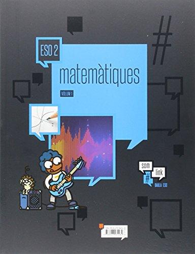 Matemàtiques 2n d'ESO LA Som Link (Projecte Som Link) - 9788447931484