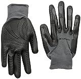 Best Carhartt Gloves For Men - Carhartt Men's Ergo Pro Palm Glove, Grey, Large Review