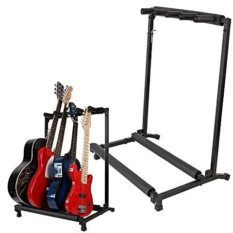 audiokraft GS4–4Way Gitarre stehen–zusammenklappbar Rack