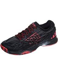 Wilson Kaos Clay Court Bk, Zapatillas de Tenis para Hombre