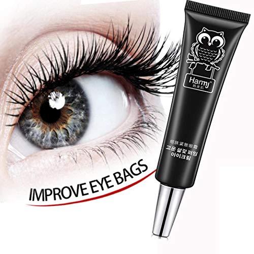 TAOtTAO Augencreme Gel für Augenringe Schwellungen Falten Taschen am effektivsten Anti-Aging