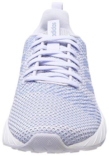 adidas Questar BYD, Scarpe da Ginnastica Basse Donna Blu (Aero Blue/ash Blue/aero Blue)