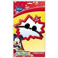 6 x Orejas * Mickey Mouse * para fiestas de cumpleaños infantil y temática//