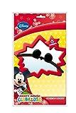 6 x Ohren * MICKEY MOUSE * für Kindergeburtstag und Motto-Party // Kinder Geburtstag Micky Maus Partyhut Partyhütchen