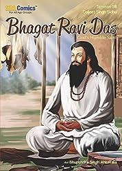 Bhagat Ravi Das God's Humble Saint (Sikh Comics for Children & Adults)