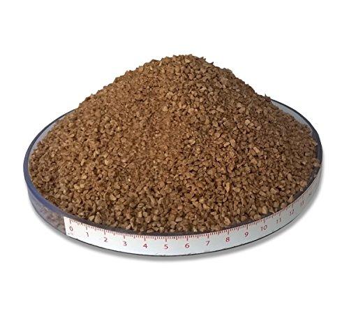 Artimestieri - granella di sughero dim 0,4/3 mm per bricolage e fai da te - 1000gr