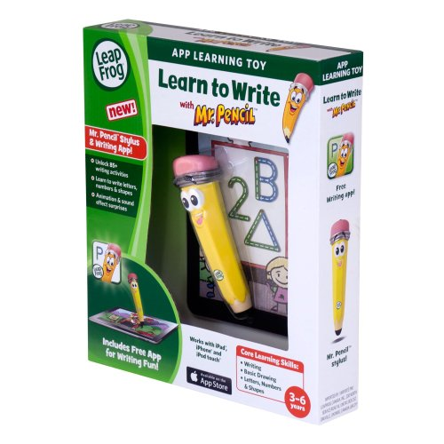 LeapFrog Learn to Write with Mr. Pencil Learning Toy