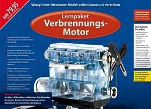 Lernpaket: Verbrennungsmotor: Vierzylinder-Ottomotor-Modell bauen und verstehen