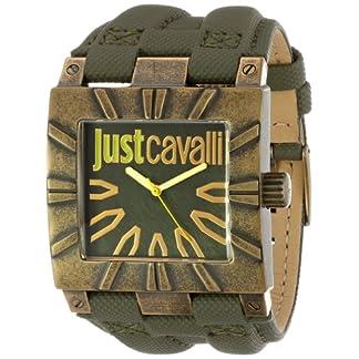 Just Cavalli Reloj analogico para Hombre de Cuarzo con Correa en Piel R7251585503