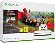 مايكروسوفت Xbox One S 1 تيرابايت وحدة العاب فورزا هورايزون 4 ليغو