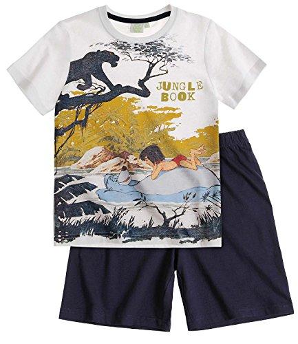 Disney The Jungle Book Chicos Pijama mangas cortas - Azul marino -...