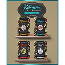 Ketogenic Cookbooks: 4 in 1 bundle set ! Reset Your Metabolism With these Easy, Healthy and Delicious Ketogenic Recipes! (Lose weight on Your Terms Book 3) (English Edition)