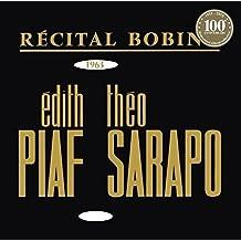 Bobino 1963: Piaf et Sarapo (Resmasterise en 2015) [Vinilo]