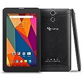 Yuntab HD IPS 7 pouces Tablette Tactile Android 5.1 Quad core MT8321 CORTEX-A7 deux sim cartes 8Go Support 3g appel WiFi, jeux, Google Play Store, Youtube -Noir