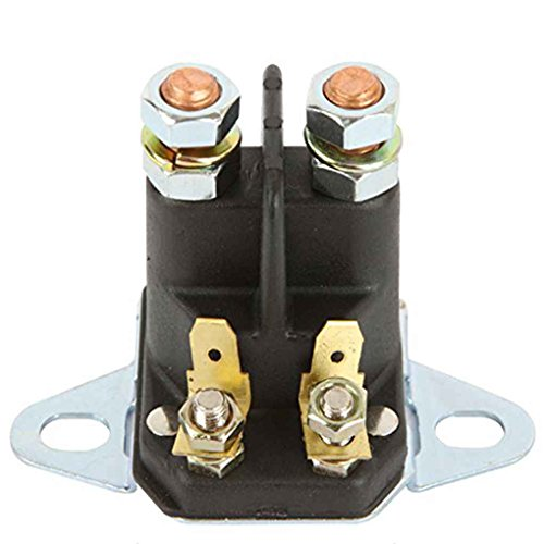 yanana 109081X 145673 Starter Electromagnetic Relay Switch for Briggs/Stratton Engine MTD Sears Craftsman Mower