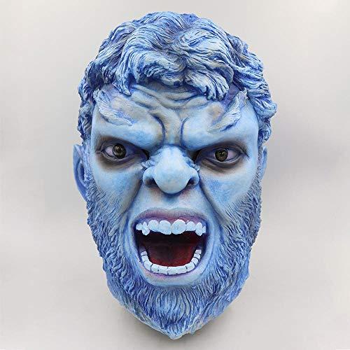 Mutanten Neue Kostüm - X-Men Tier Maske Neue Mutanten Kostüm Latex Voller Kopf Halloween Party Masken