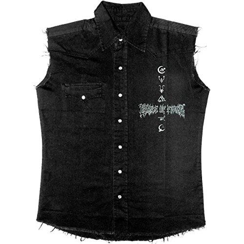 Cradle of Filth -  T-shirt - Uomo nero XL