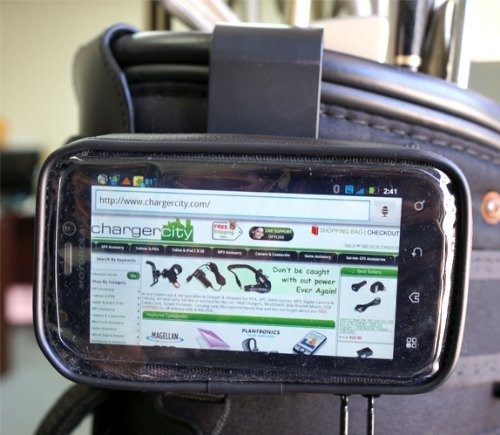 ehoya-worldwide-sporting-golf-carry-bag-water-resistant-touch-screen-compatible-range-finder-gps-sma
