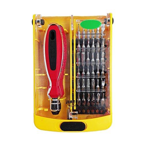 Gazechimp Multi Schraubendreher Bits Set Reparatur Trox Set Reparatur Kit Werkzeug Profi Werkgzeugsatz